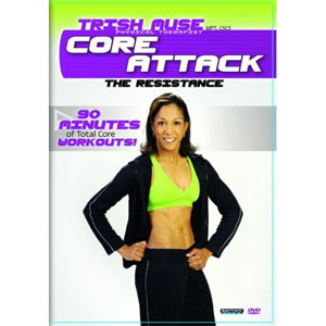 Core Attack: The Resistance With Trish Muse (DVD) by BayView