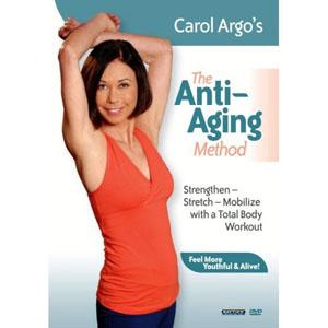 Anti-Aging Method With Carol Argo (DVD)