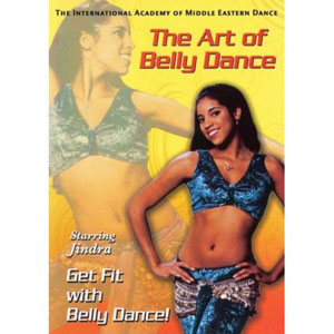 The Art Of Bellydance: Get Fit With Belly Dance With Jindra (DVD) by BayView