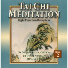 Tai Chi Meditation: Eight Direction Perception Vol. 2 (Audio CD) by BayView