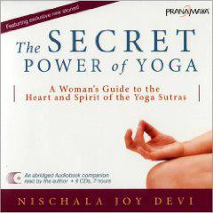 The Secret Power of Yoga 6 CD Set Audiobook (DVD)