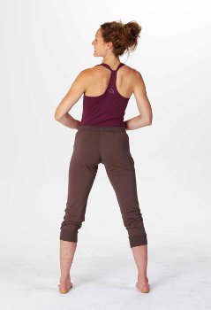 Hyde Chrystie Drawstring Yoga Pant by HydeOrganic