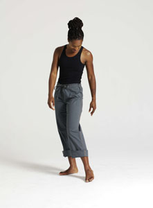 Hyde Womens Practice Yoga Pant by HydeOrganic