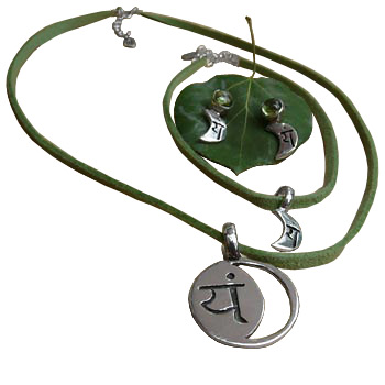 Compassion Heart Chakra Jewelry Set - 17