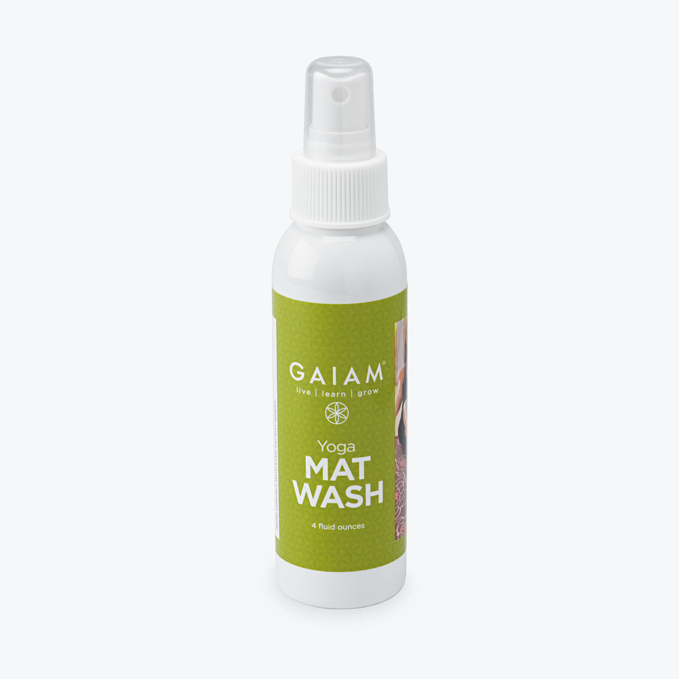 Gaiam Super Yoga Mat Wash