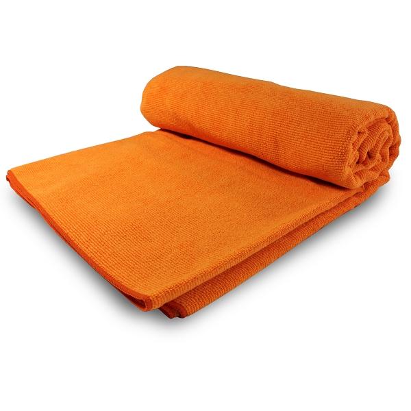 Mat-Size Microfiber Super Absorbing Yoga Towel