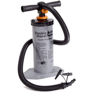 Deluxe Hand Pump by Yoga Direct