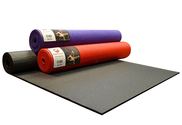 DragonFly Studio Standard Yoga Mat (4mm)