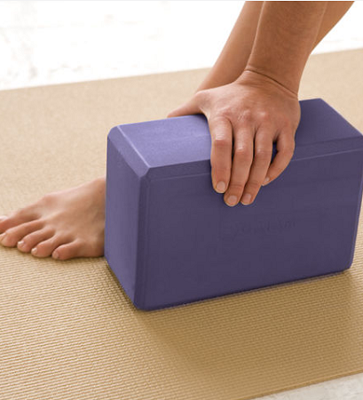 Gaiam Yoga Essentials Block Yoga Direct
