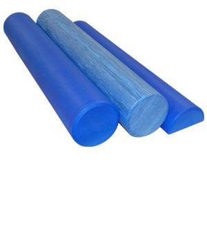 EVA Foam Rollers by Yoga Direct