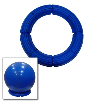 Fitness Ball Base by Yoga Direct