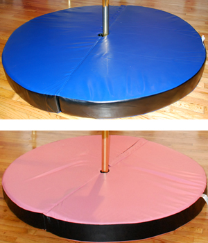 Pole Crash Mats by Yoga Direct