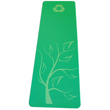 Yoga Direct Recycled Rubber Yoga Mat by Yoga Direct