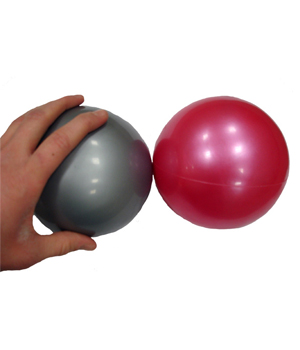 Weighted Pilates Ball by Yoga Direct