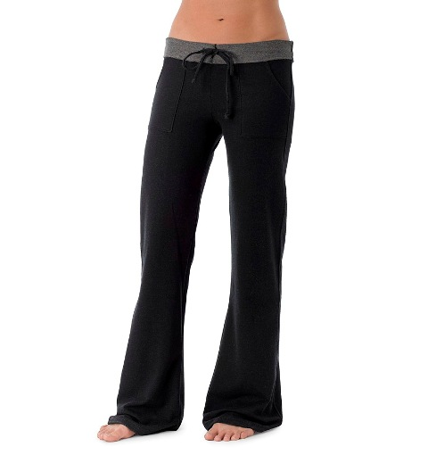Be Present Womens French Terry Resort Pant