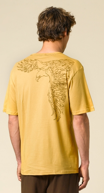Mens Eagle Organic Tee by prAna by Prana