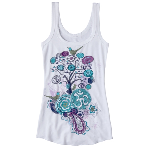 Womens Om Tank by prAna