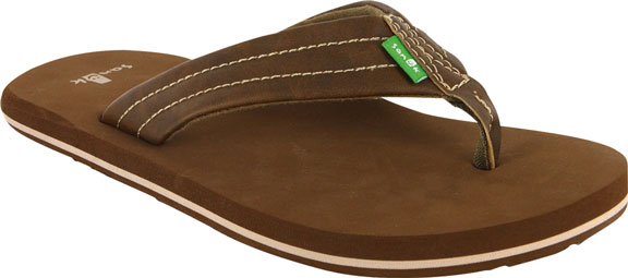 Kick Start Mens Sandals by Sanuk by Sanuk