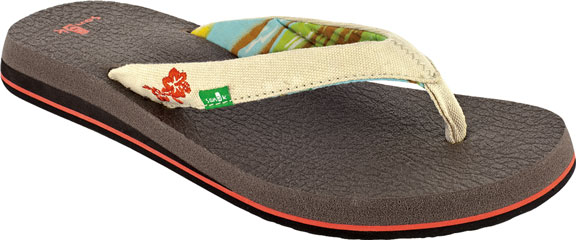 Yoga Paradise Womens Sandals by Sanuk by Sanuk