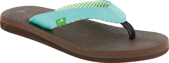 Yoga Mat Womens Sandals by Sanuk