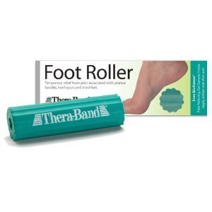 Thera Band Foot Roller – Green by Thera Band