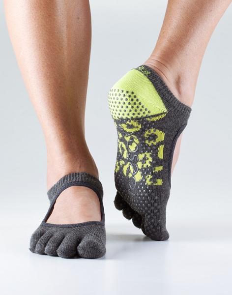ToeSox Full Toe Bella Grip Socks by ToeSox, Inc.