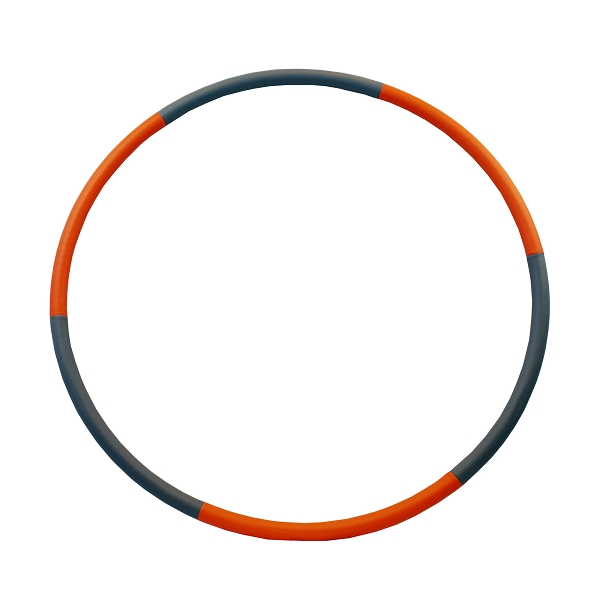 Weighted Foam Hula Ring by Yoga Direct