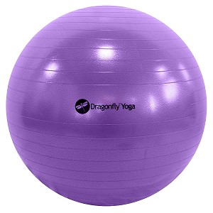 Dragonfly 55cm Premium Anti-Burst Yoga Ball