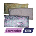 Deluxe Silk Eye Pillow (Lavender)