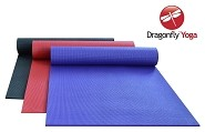 DragonFly Studio Deluxe Sticky Yoga Mat (6mm)