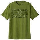 Mens Message Dri-Balance Tee by prAna
