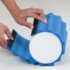 Thera Band Foam Roller Wrap