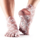 ToeSox with Grip - Full Toe Ankle