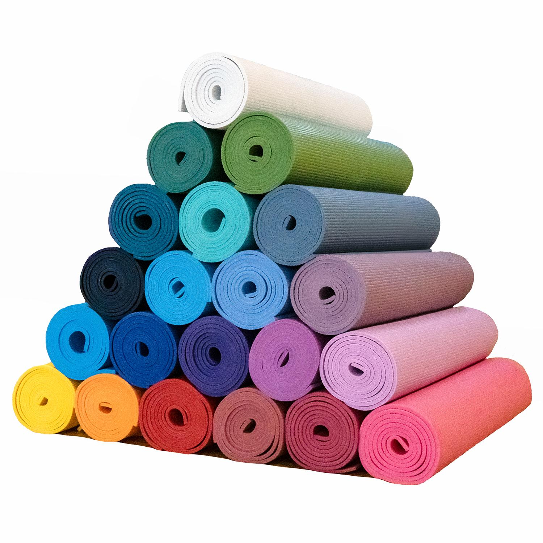 "1/4 Inch Yoga Mat (24"" x 72"") | Yoga Direct"