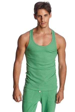 4-rth Men's Sustain Yoga Tank