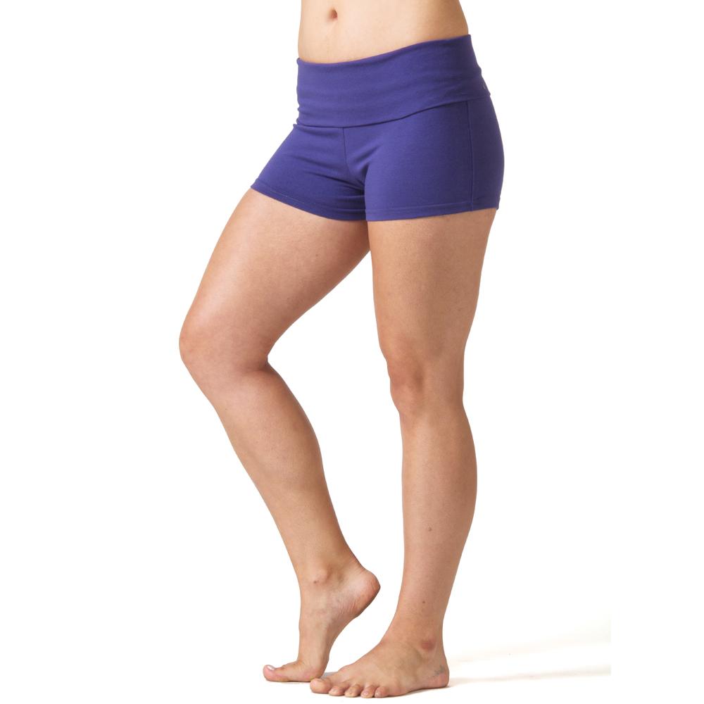 Beckons Organic Love Yoga Shorts