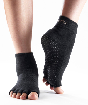 ToeSox with Grip - Half Toe