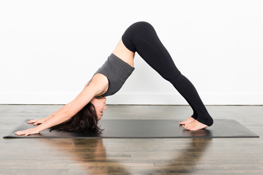 Build Strength With These Challenging Yoga Poses