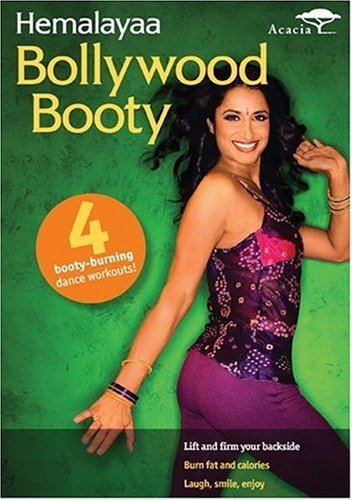 Bollywood Booty with Hemalayaa DVD