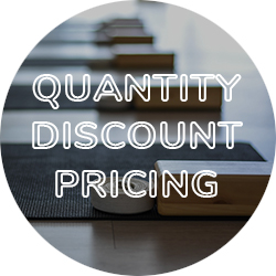 Quantity Discount Pricing
