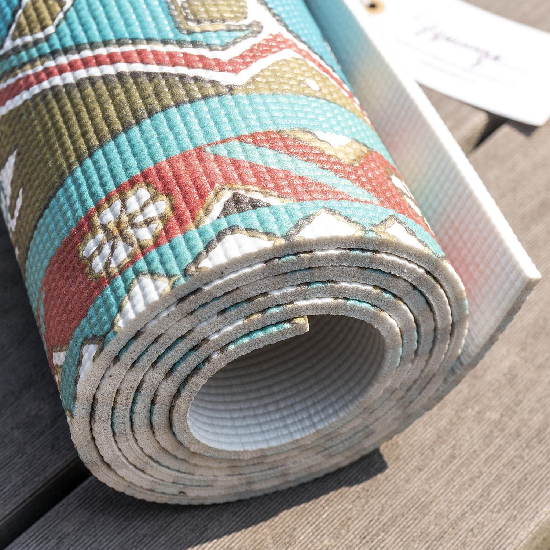 Magic Carpet Yoga Mat Traditional Yoga Direct