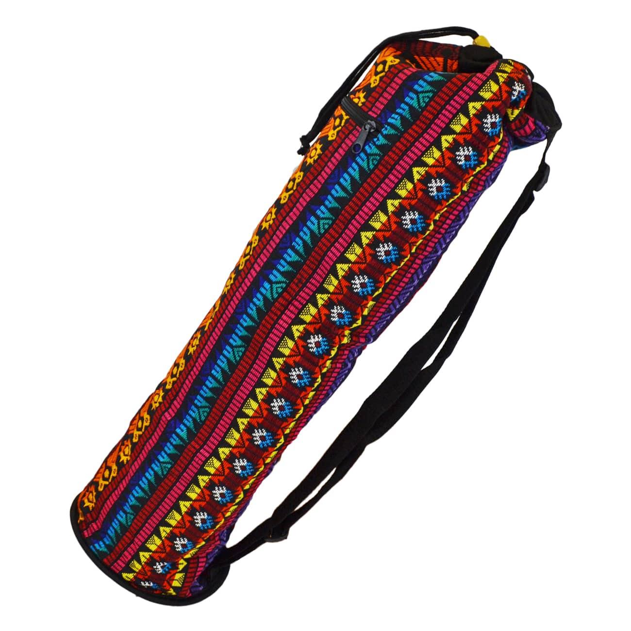 Guatemalan Mat Bag Yoga Direct