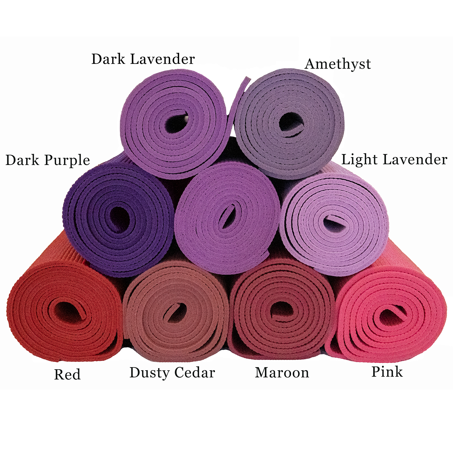 1 4 Inch Yoga Mat 24 X 72 Yoga Direct