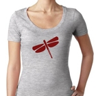 Dragonfly™ Scoop Neck Shirt