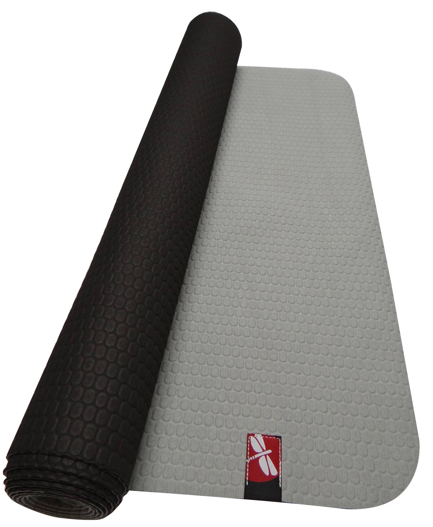 Dragonfly Tpe Hot Yoga Mat Towel Yoga Direct