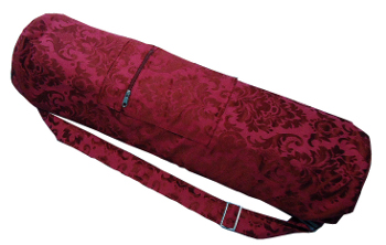 Jacquard Yoga Mat Bag