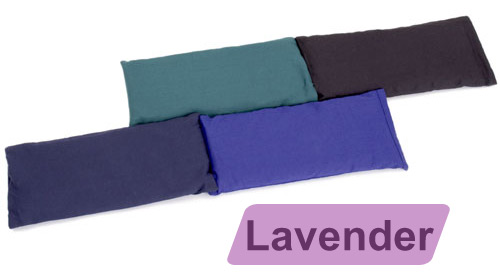 Large Cotton Eye Pillow (Lavender)