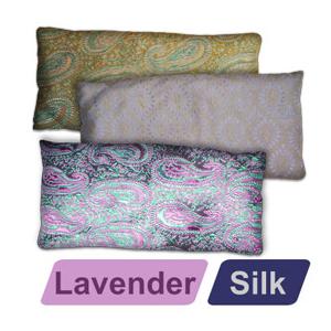 Deluxe Silk Eye Pillow (Lavender) – Multi