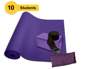 Starter Yoga Studio Kit