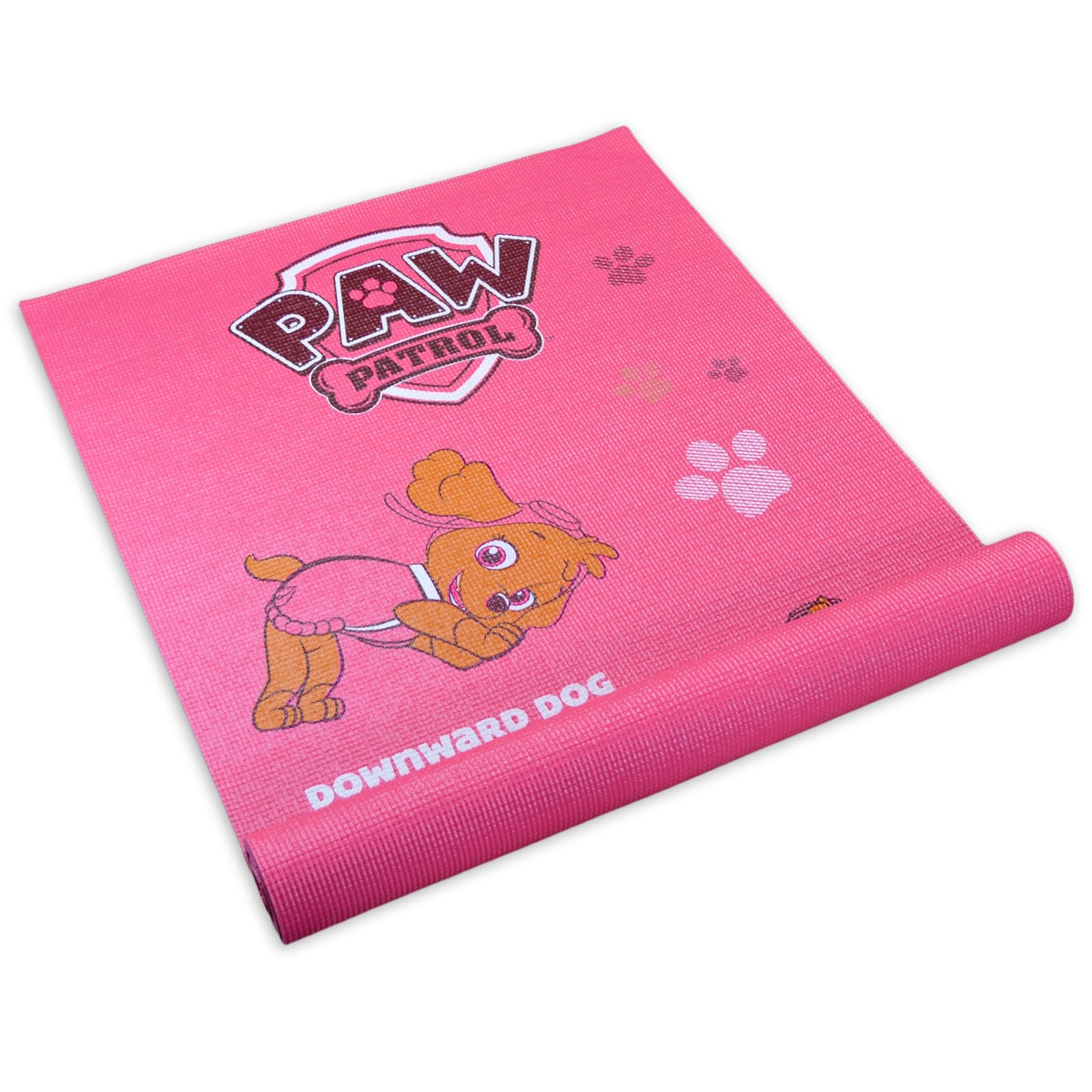 Paw Patrol Kids Yoga Mat - Pink